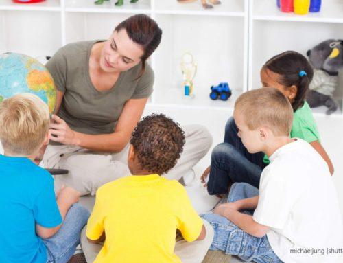 Die interkulturell arbeitende pädagogische Fachkraft