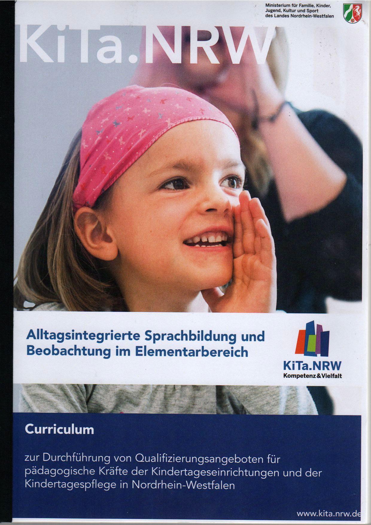 Curriculum zur alltagsintegrierten Sprachbildung