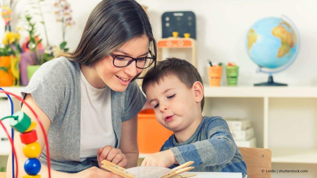 Kinder ohne Deutschkenntnisse im Kindergarten
