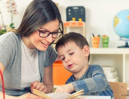 Unterstützung für Kinder ohne Deutschkenntnisse