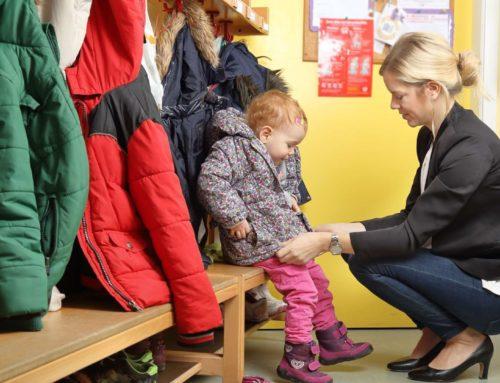 Sprachlicher Übergang von der Familie in den Kindergarten