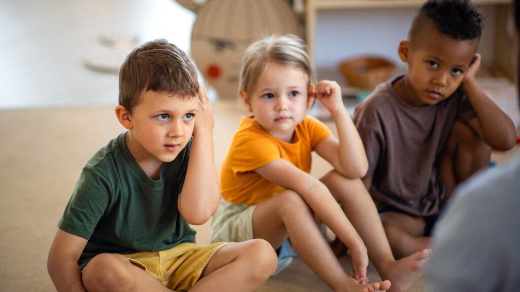 Hörerziehung im Kindergarten